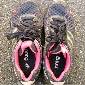Adidas Arcadia Trail Running Sneakers Pink Black